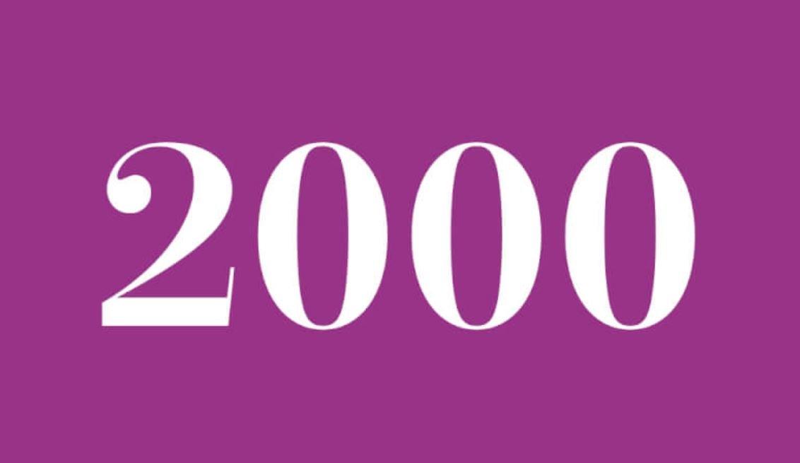 Anjo Número 2000
