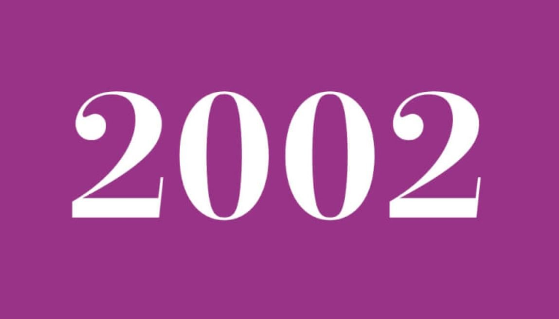 Anjo Número 2002