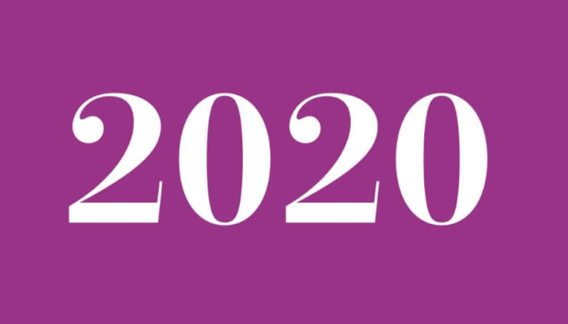 Anjo Número 2020