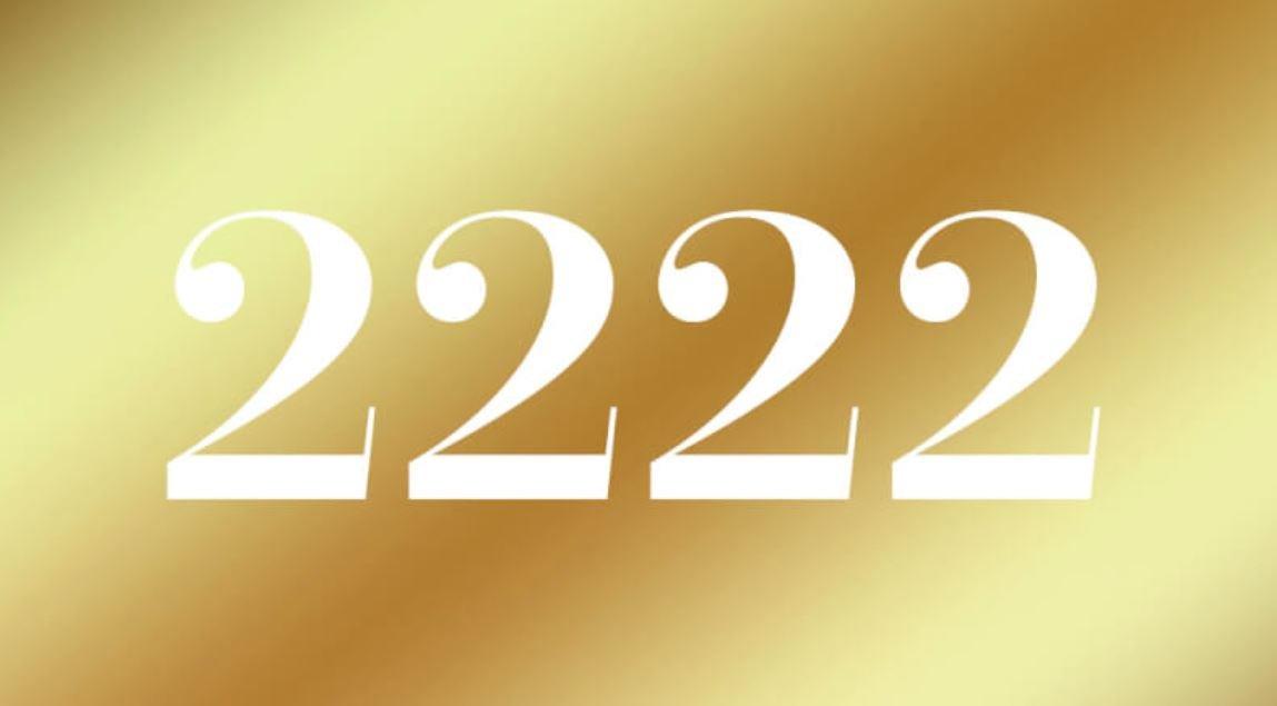 Anjo Número 2222