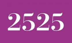 Anjo Número 2525: Mensagem dos Anjos