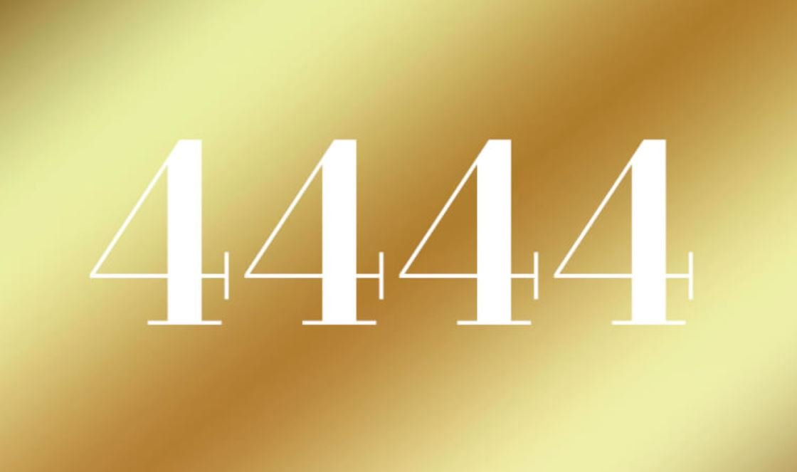 Anjo Número 4444