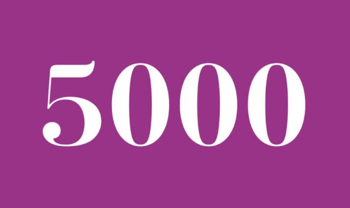 Anjo Número 5000