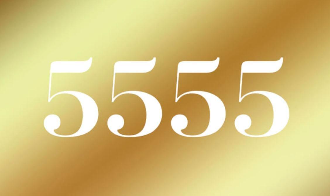 Anjo Número 5555