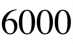 Anjo Número 6000: Mensagem dos Anjos