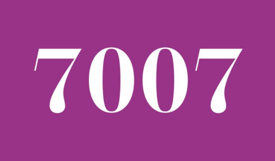 Anjo Número 7007