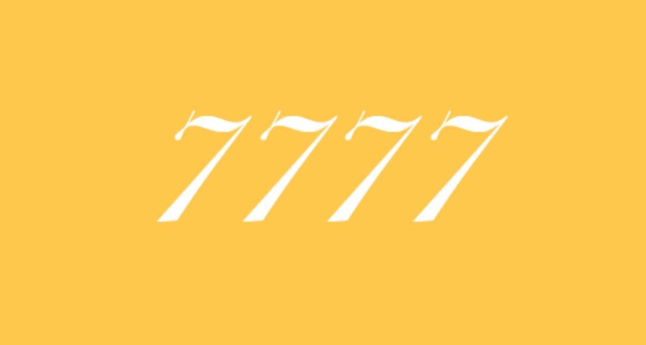 Anjo Número 7777
