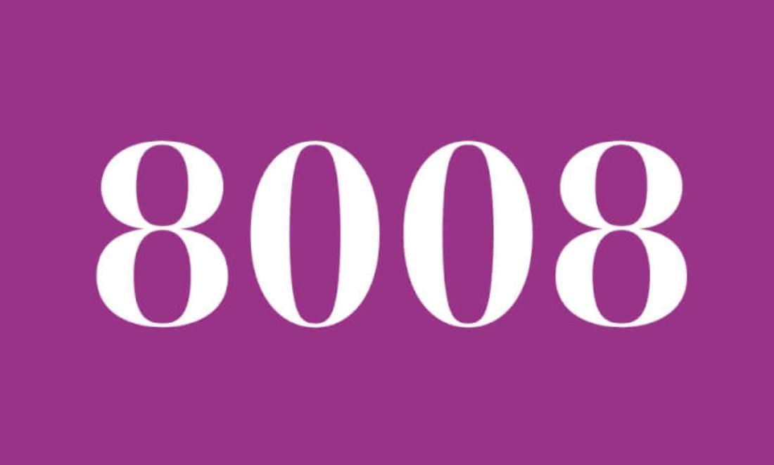 Anjo Número 8008