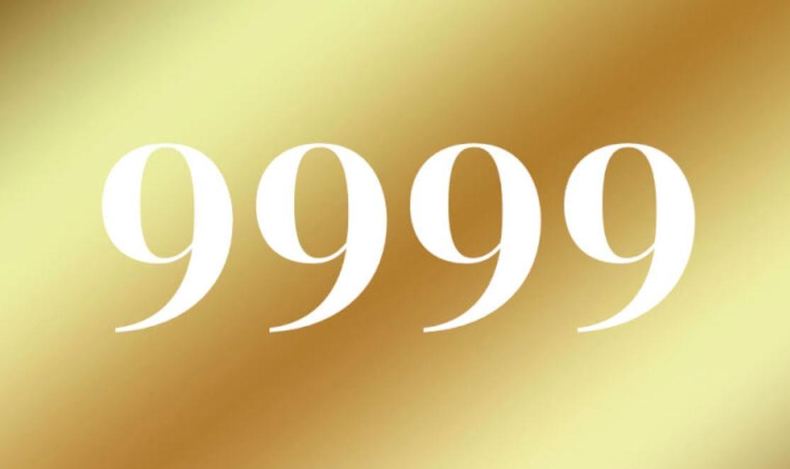 Anjo Número 9999