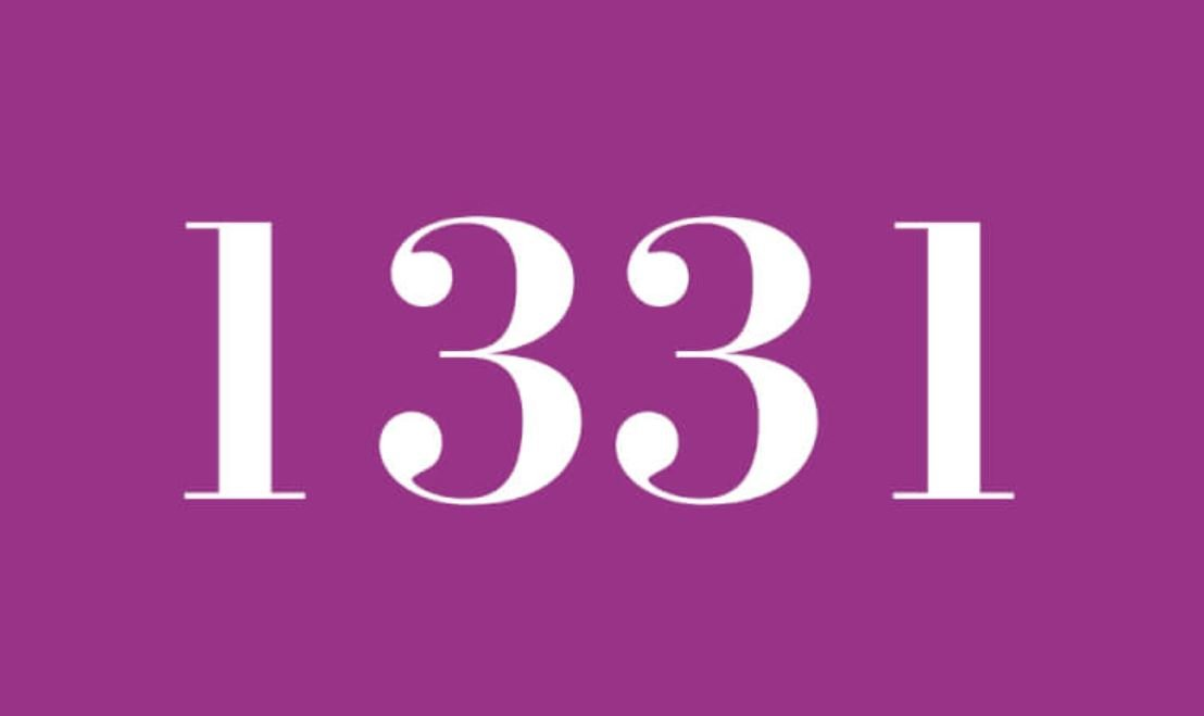 Anjo Número 1331
