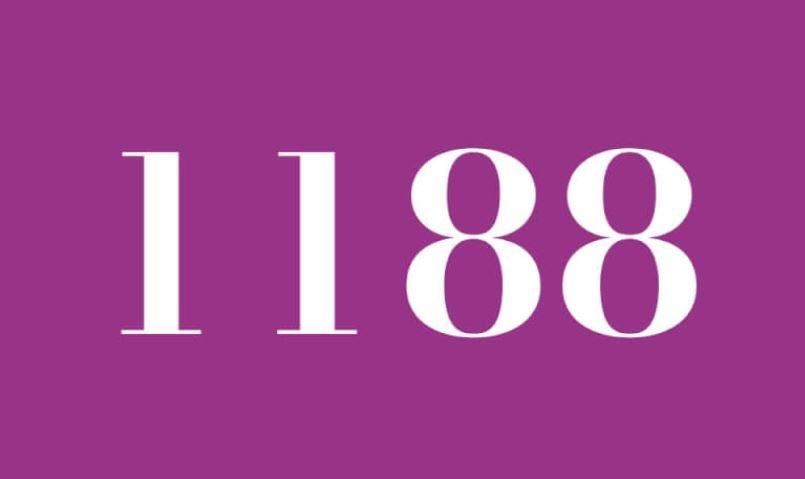 Anjo Número 1188