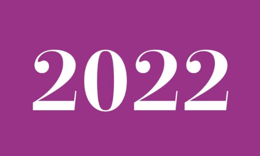 Anjo Número 2022