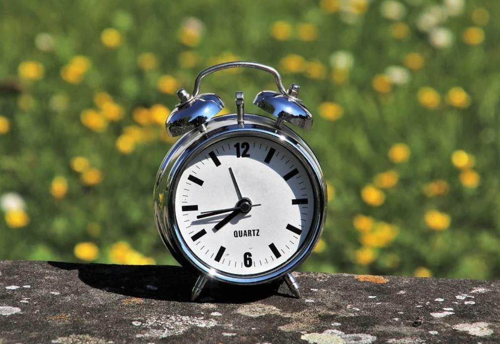 Horas iguais 03:03