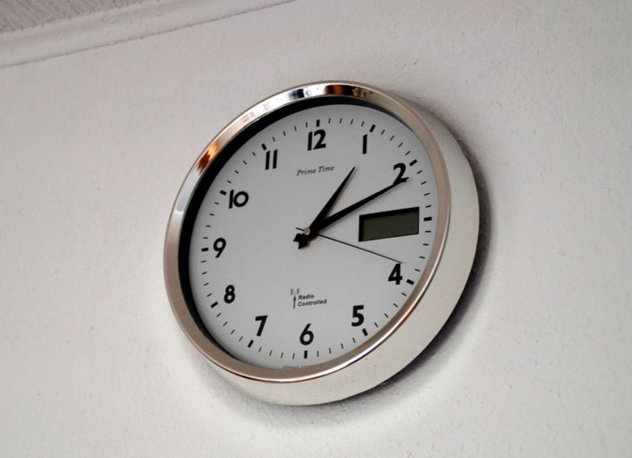 Horas iguais 06:06
