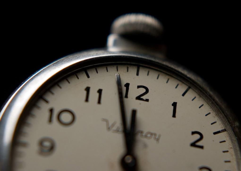 Horas iguais 07:07