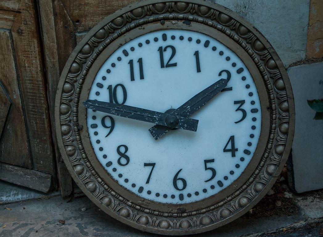 Horas iguais 09:09