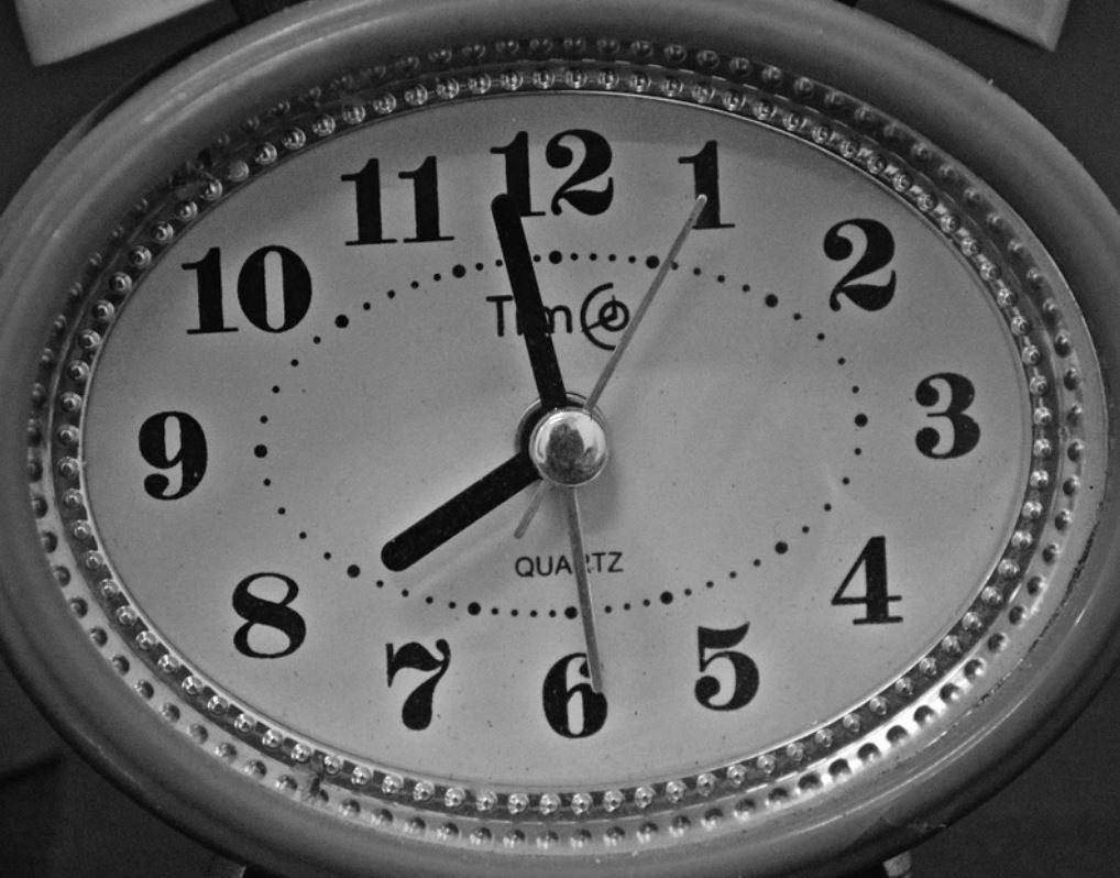 Horas iguais 14:14