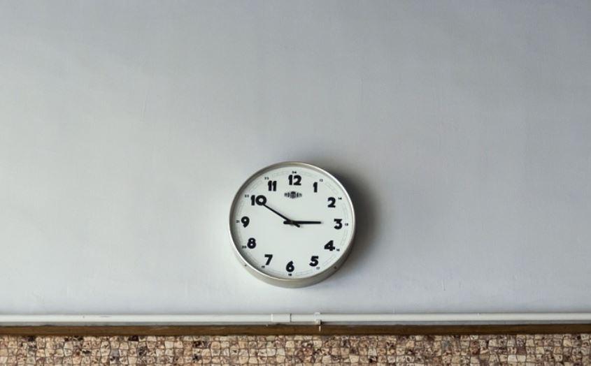 Horas iguais 17:17