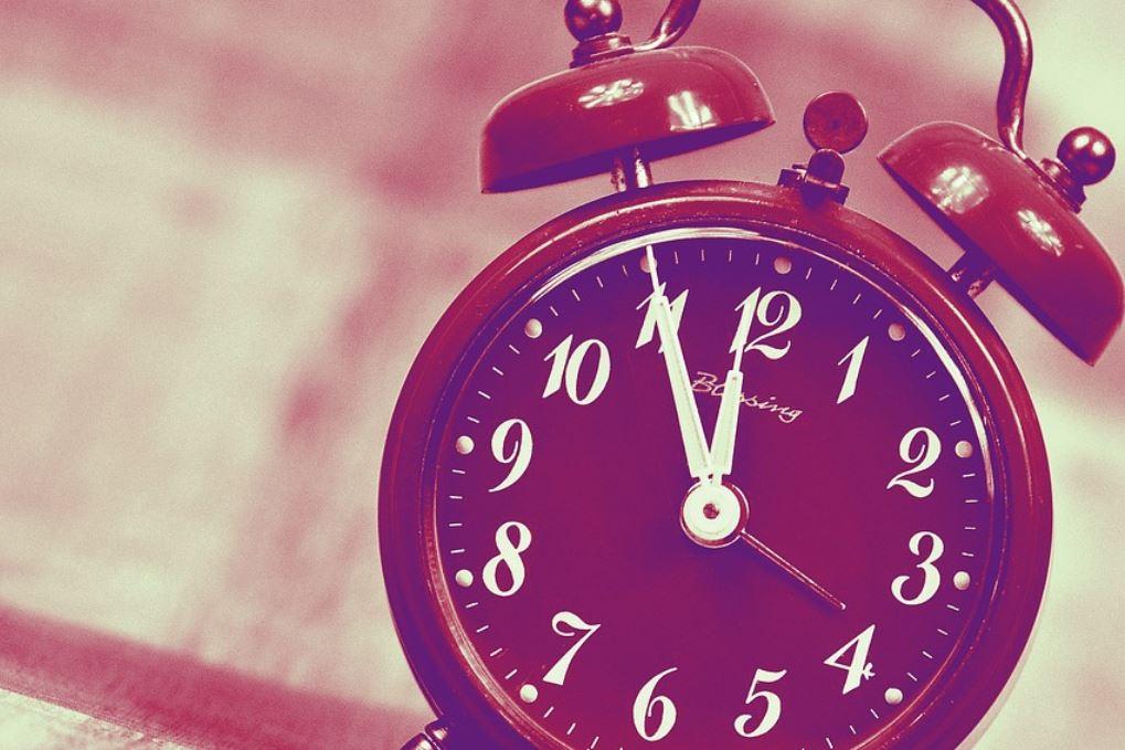 Horas iguais 23:23